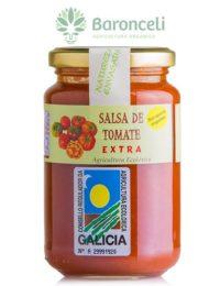 Salsa de tomate.